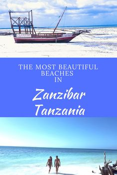 Zanzibar's beaches were the perfect end to our trip through Tanzania. Check out our responsible travel guide! Zanzibar Beaches, Short Vacation, Responsible Travel, African Countries, Most Beautiful Beaches, Travel Articles, Travel Memories, Culture Travel, Tanzania