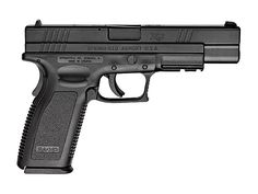 Springfield Armory XD Tactical Semi-Auto Pistol | Bass Pro Shops: The Best…