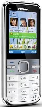 Nokia C5 5MP Upgraded Version of Old C5 Smartphone