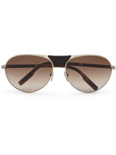 Brown aviator-frame tortoiseshell sunglasses from ERMENEGILDO ZEGNA featuring tortoiseshell effect, aviator frame, gradient lenses, straight arms and curved tips. We know you'll look after them, but these glasses come with protection, just in case.. Awesome Watches, Best Watches For Men, Skeleton Watches, Affordable Watches, Tortoise Shell Sunglasses, Vintage Watches, Just In Case, Lenses, Aviation