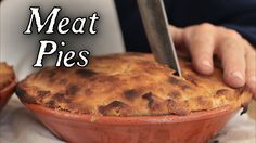 Cooking 18th Century Meat Pies at Jas. Townsend and Son