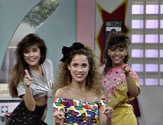 Saved by the Bell. @Tyler Ready, you were the Kelly Kapowski of your crowd.