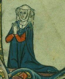 Hodinky Walters Ms. W.90; SV Francie 1300-1325; f. 135r