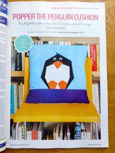 Popular Patchwork Dec'15 Issue - Judith Hollies Alphabet Quilt, Foundation Paper Piecing, Book Girl, Quilt Blocks, Toy Chest, Cushions, Throw Pillows, Popular, Quilts