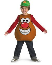 Boys Disney Costumes - Mr Potato Head Costume includes a tunic with character face printed graphic and green hat. Adult Princess Costume, Adult Mermaid Costume, Sexy Adult Costumes, Toddler Costumes, Halloween Costumes Online, Classic Halloween Costumes, Disney Costumes, Costumes 2015, Funny Costumes