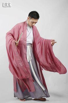 Chinese Hanfu 汉服 Yichang衣裳 Copyright©️道定 Daoding 桑落