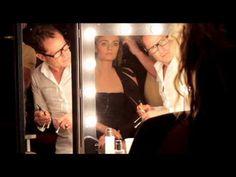 Vogue Paris September 2010 beauty editorial - Behind the scenes