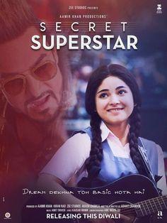 Watch Secret Superstar (2017) Full Movie Online Free