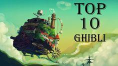 Top 10 mejores peliculas del Studio Ghibli Dragon Art, Kids Videos, Ted Talks, Esl, Youtube, Movie Posters, Fictional Characters, Science, Book
