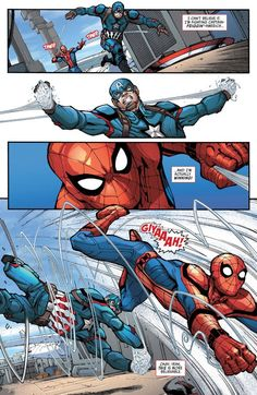 Spider-Man: Homecoming Prelude #2