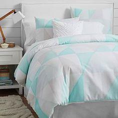 Girls Dorm Duvet Covers & Dorm Room Bedding for Girls   PBteen