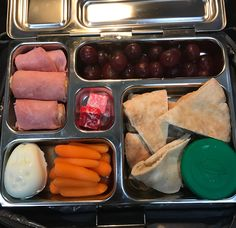 6 Mar 17 Planet Box, Lunches, Sausage, Food, Eat Lunch, Sausages, Essen, Meals, Yemek