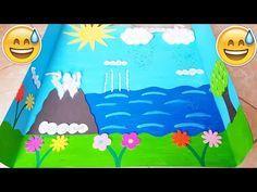 El Ciclo Del Agua Canción Infantil Por Juan Ortiz Youtube Ciclo Del Agua Maqueta Ciclo Del Agua Como Hacer Maquetas