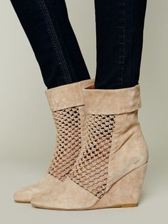 Rochelle Wedge Boot