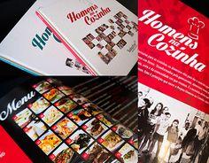 """Check out new work on my @Behance portfolio: """"Livro Homens na Cozinha Vol. 1 e 2"""" http://be.net/gallery/52173125/Livro-Homens-na-Cozinha-Vol-1-e-2"""