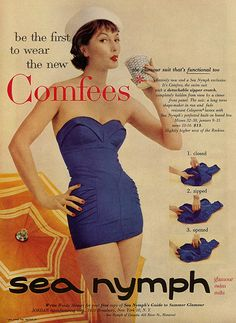 Comfees by Sea Nymph 1955