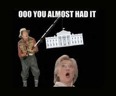 Almost Had It Funny Hillary Clinton Meme