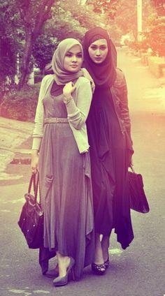 cute yet stylish Sheek – Hijab Fashion 2020 Islamic Fashion, Muslim Fashion, Modest Fashion, Hijab Fashion, Modest Clothing, Fashion Tips, Hijab Abaya, Hijab Dress, Hijab Outfit