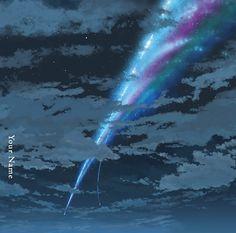 Your Name. (Kimi no na wa) Deluxe Edition / Original Motion Picture Soundtrack Kimi No Na Wa, Zen Zen Zense, Sparkle Movie, The Garden Of Words, Your Name Anime, Tamako Market, Makoto, Theme Anime, Name Wallpaper
