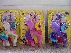 my little pony toys r us blind bags | pcs PRINCESS MY LITTLE PONY BLIND BAG LUNA , CELESTIA , CADANCE NEW