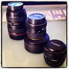 Lenses for my #Canon5D