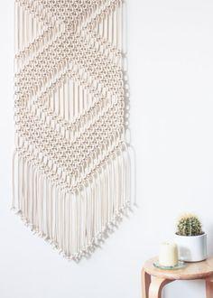 Billedresultat for macrame wall hangers yarn