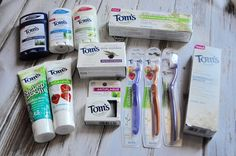 Enter to win a Tom's of Maine Prize Pack