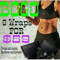 BOGO only available until @ midnight! It Works Body Wraps, My It Works, Bogo Wraps, Ultimate Body Applicator, It Works Global, It Works Products, Crazy Wrap Thing, Before Midnight, New Friendship