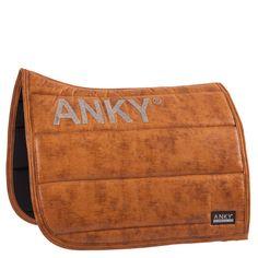ANKY Saddle Pad Dressage w/Snake Print XB142001