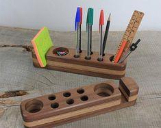 Rustic handmade wooden crafts from West Cork Ireland by WildAtlanticWood Desk Caddy, Desk Tray, Wooden Decor, Wooden Crafts, Soap Dish For Shower, Wooden Door Stops, Solid Oak Doors, Wooden Soap Dish, Wooden Desk Organizer
