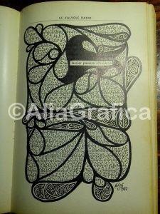 """#KoanPages #ink #book """"Lasciar passare attraverso"""" http://aliagrafica.altervista.org/shop/koan-pages/product/12-lasciar-passare-attraverso"""