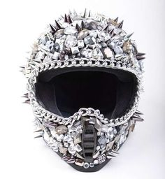 This is awesome! If I rode motor cycles I would so do this to my helmet!