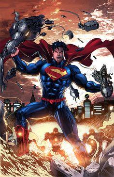 #Superman #Fan #Art. (Superman) By: Arfel1989. [THANK U 4 PINNING!!]