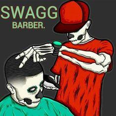 Resultado de imagen para barber shop dibujos