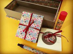 Detalhes de um presente surpresa! #kitpapeldasduas