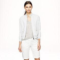 Lightweight bermuda short - love shorts this length!