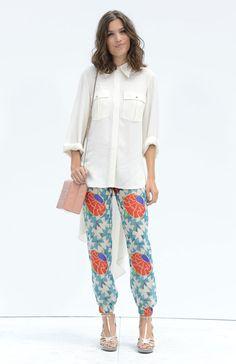 LOVE these pants... Alma Jodorowsky