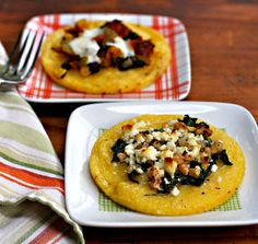 Gluten-Free Polenta Pizza from The Perfect Pantry