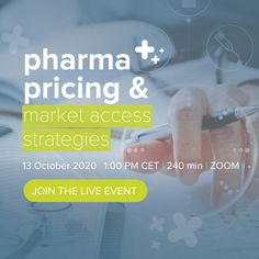 Join us and gain insights on the best strategies, practices, challenges, innovations, technologies, and concepts surrounding the Pharma Pricing & Market Access Strategies field. The presenters will focus on the newest information available and cover a wide range of relevant subjects.  Trends in Pharma Contracting as a Tool to Get Patient Access Insights & Learnings From the Netherlands Market Access of Gene Therapies in Germany Health Economics, Zoom Online, Hospital Health, Gene Therapy, Regenerative Medicine, Clinical Research, Health Insurance Companies, Gain, Netherlands