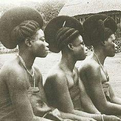 Vintage African beauty #tikar of #cameroon