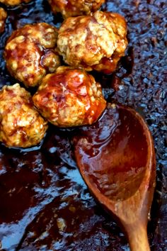 Klopsiki w Glazurze Czosnkowo-Miodowej - Just My DeliciousJust My Delicious Baked Potato, Potatoes, Baking, Ethnic Recipes, Food, Tart, Potato, Bakken, Essen