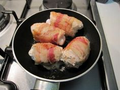 » Involtini di pollo al philadelphia - Ricetta Involtini di pollo al philadelphia di Misya