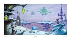 I Saw Three Ships (personally hand-signed open-edition print) PLUS FREE Christmas Card (unsigned) with CD by RodneyMatthewsStudio on Etsy