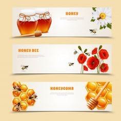 Pack of beautiful stickers organic honey Vector Honey Logo, Bee Drawing, Black Texture Background, Honey Label, Honey Packaging, Honey Sticks, Bee Honeycomb, Bee Pollen, Honey Colour