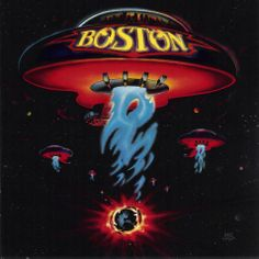 """Boston 1976 -  The debut album from Boston. In my opinion, one of the greatest rock 'n' roll records of all time. I used to lie in my room with my headphones on and play this LOUD! I loved  it so much and still do. I wore out 3 vinyl copies of this, and am now on cd number 3!     I had the absolute pleasure of meeting and getting to know lead singer Brad Delp, while performing """"Movin' Out"""" in Boston.  I met him at a gig while we were there, and invited him to the show."""