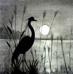 40 Beautiful Illustrations Of Charcoal Painting - Bored Art Scenery Drawing Pencil, Pencil Drawings Of Nature, Drawing Sunset, Landscape Pencil Drawings, Pencil Sketch Drawing, Art Drawings Sketches Simple, Hipster Drawings, Manga Drawing, Drawing Tips