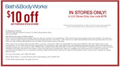 Free Printable Coupons: Bath And Body Works Coupons Bath Body Works Coupon, Free Printable Coupons, Bath And Bodyworks, Free Items, Science Nature, Helpful Hints, Saving Money, Finance, It Works