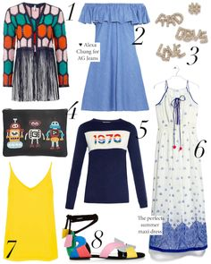 Weekly Wish List   The Happy Fashion Shopping Edit   Coco's Tea Party
