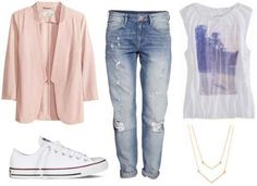 Outfit Ideas: 4 Chic Ways to Wear Converse - College Fashion