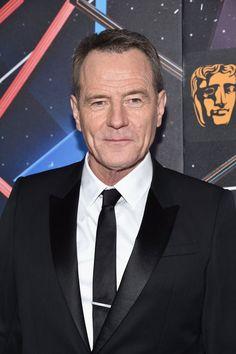 Pin for Later: Die Hollywood-Stars feierten bei den Britannia Awards Bryan Cranston